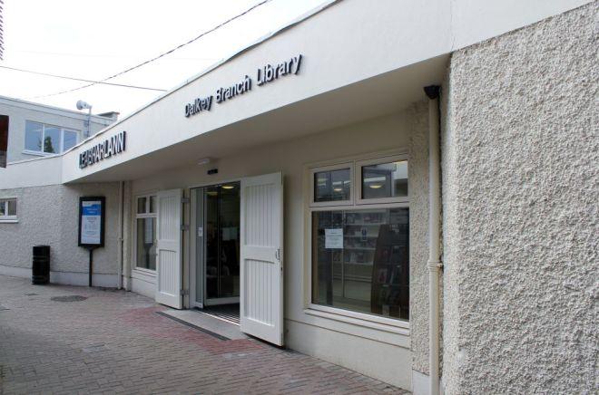 Dalkey library